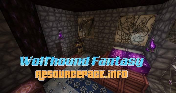 Wolfhound Fantasy 1.12.2