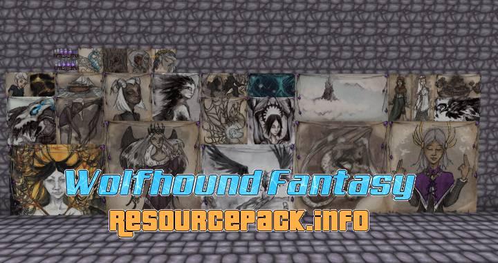 Wolfhound Fantasy 1.10.2