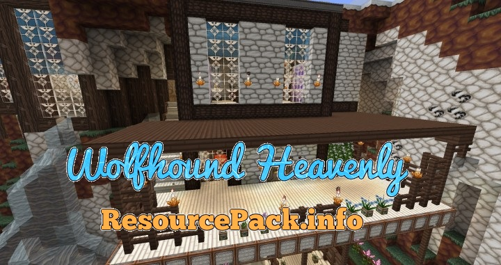 Wolfhound Heavenly 1.12.2