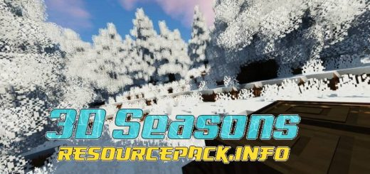 3D Seasons 1.16.5