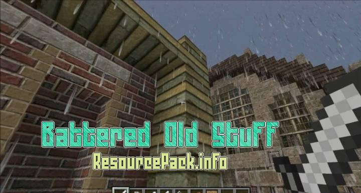 Battered Old Stuff 1.11.2