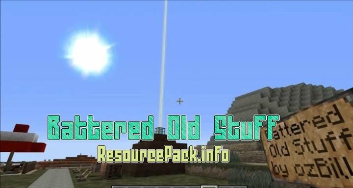 Battered Old Stuff 1.16.5