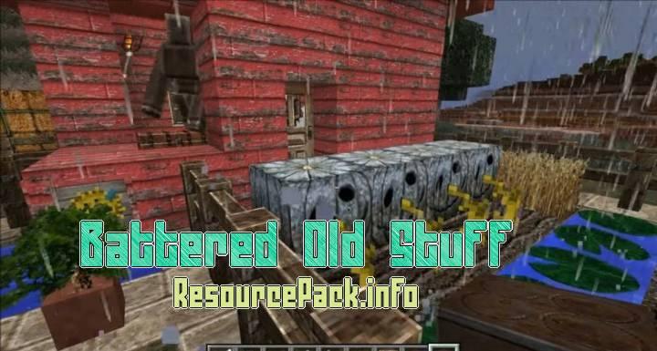 Battered Old Stuff 1.9.4