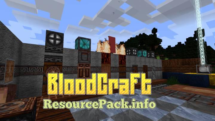 BloodCraft 1.16.4