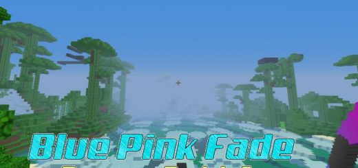 Blue Pink Fade 1.16.5