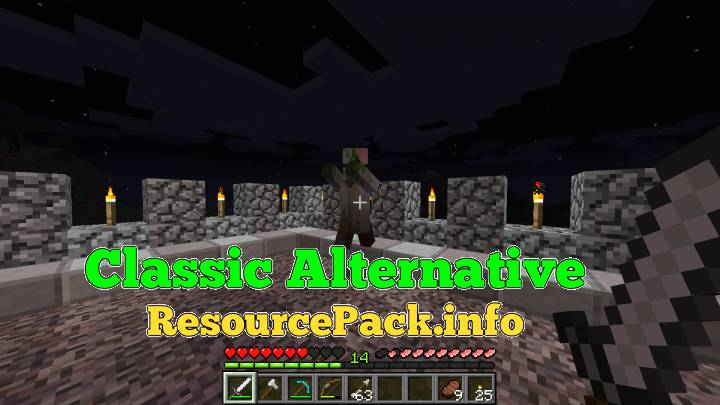Classic Alternative 1.11.2