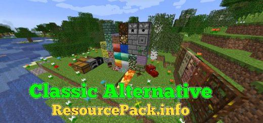 Classic Alternative 1.17.1