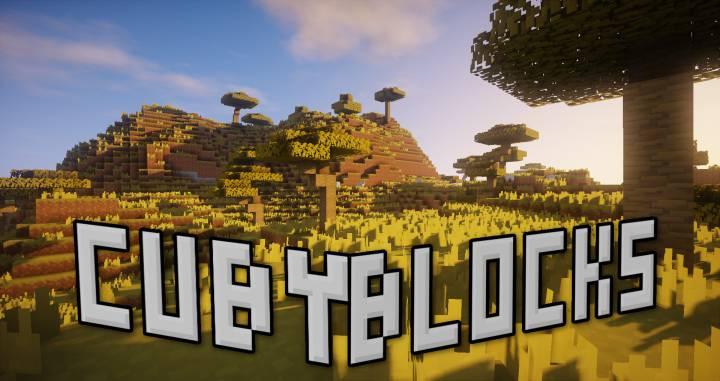 CubyBlocks3D 1.16.5