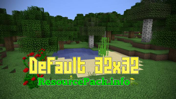 Default 32x32 1.10.2