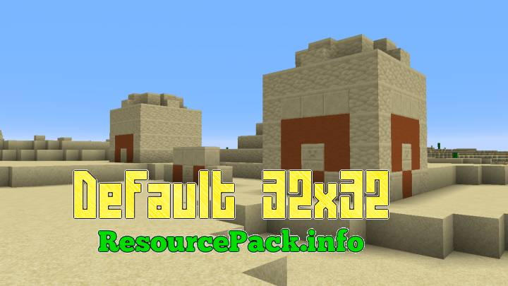 Default 32x32 1.15.2