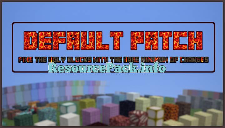 Default Patch 1.16.5