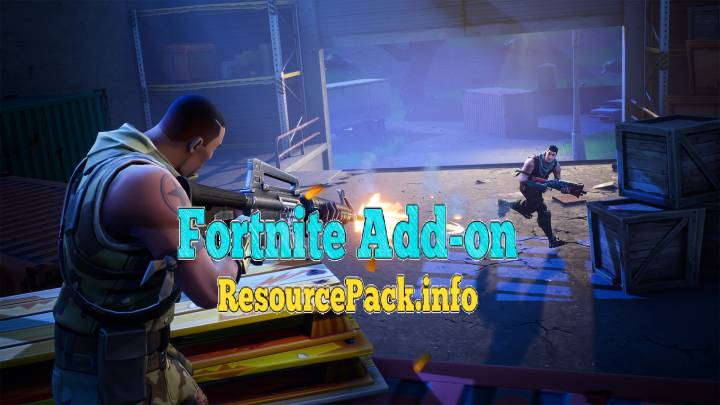 Fortnite Add-on 1.12.2