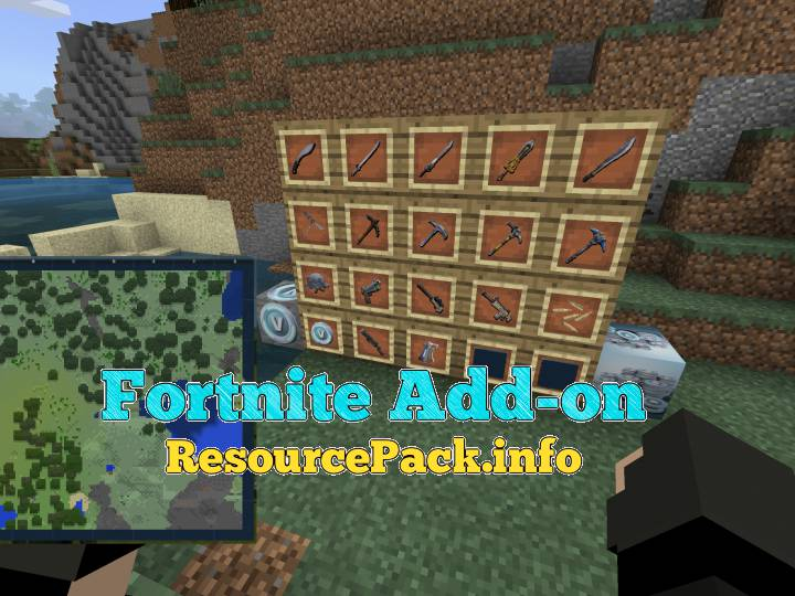 Fortnite Add-on 1.9.4