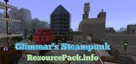 Glimmar's Steampunk 1.17.1