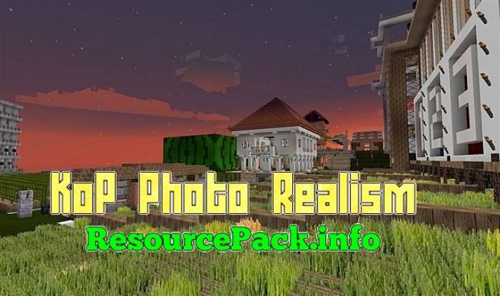 KoP Photo Realism 1.10.2