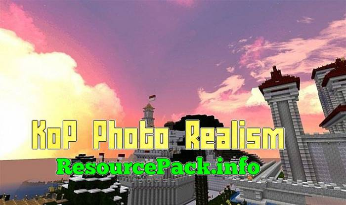KoP Photo Realism 1.15.2