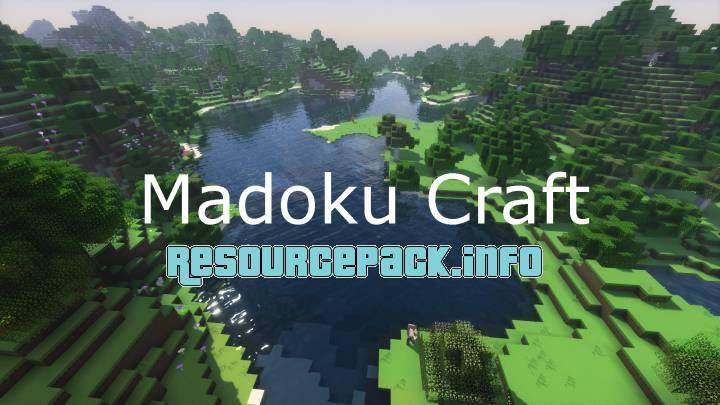 Madoku Craft 1.17.1