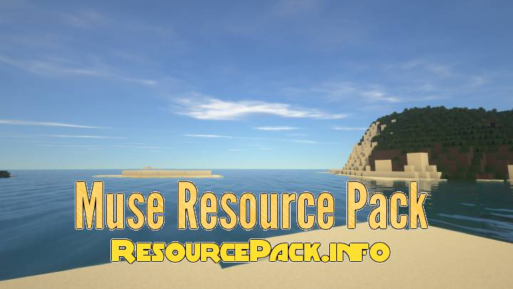 Muse Resource Pack 1.10.2