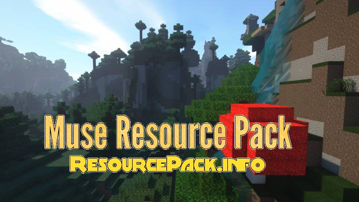 Muse Resource Pack 1.11.2
