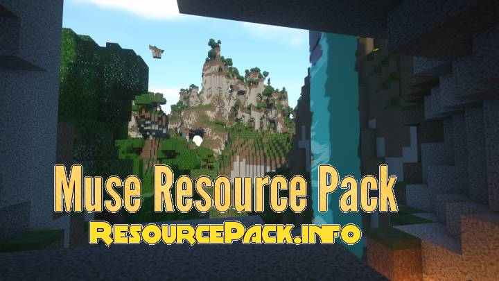 Muse Resource Pack 1.12.2