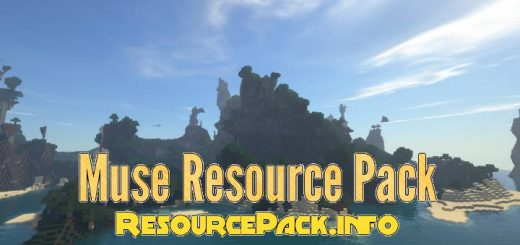 Muse Resource Pack 1.17.1
