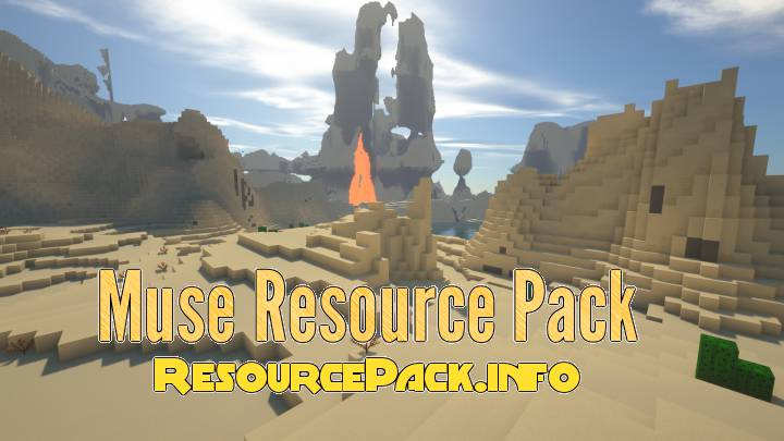 Muse Resource Pack 1.13.1