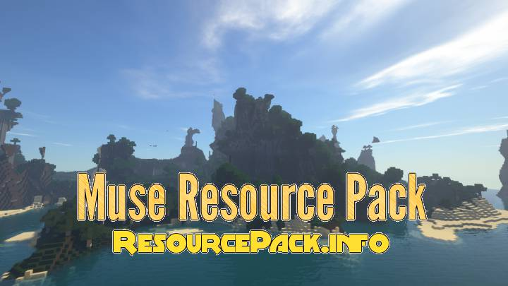 Muse Resource Pack 1.16.5