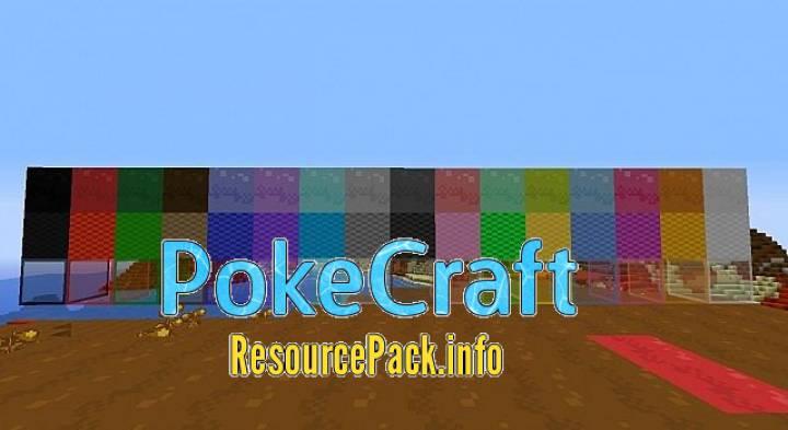 PokeCraft 1.10.2