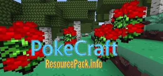 PokeCraft 1.12.2