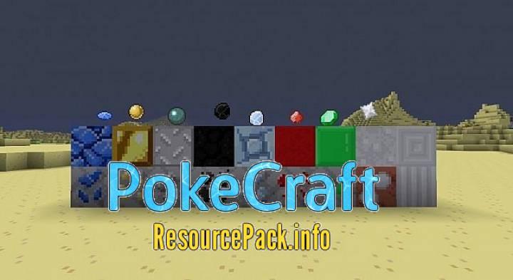 PokeCraft 1.13