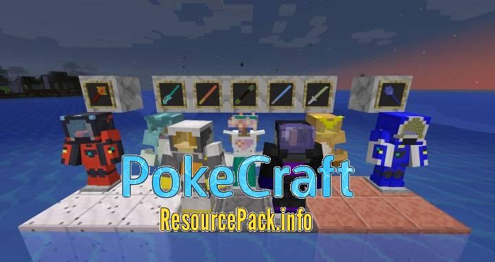 PokeCraft 1.9.4