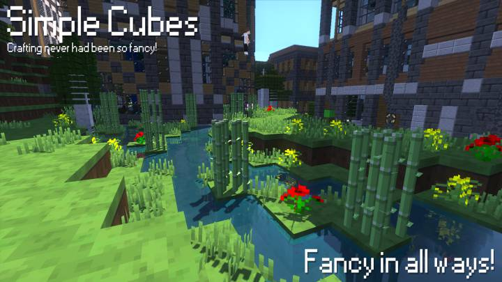 Simple Cubes 1.10.2