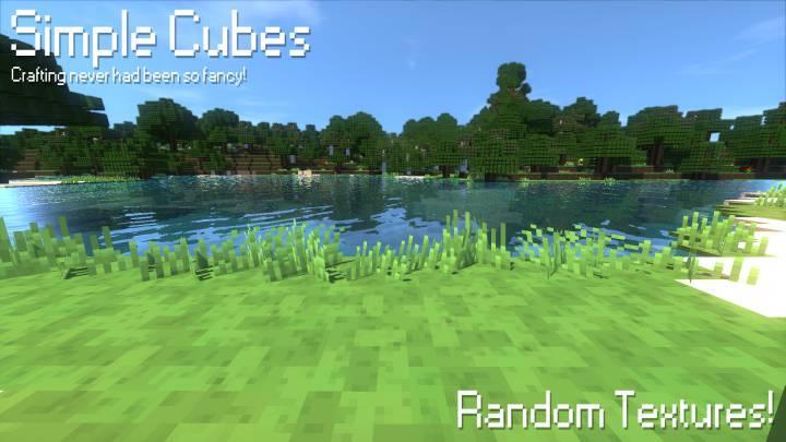 Simple Cubes 1.11.2