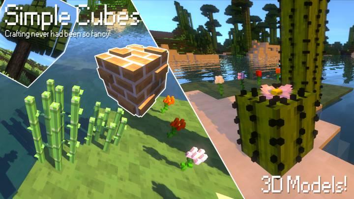 Simple Cubes 1.12.2