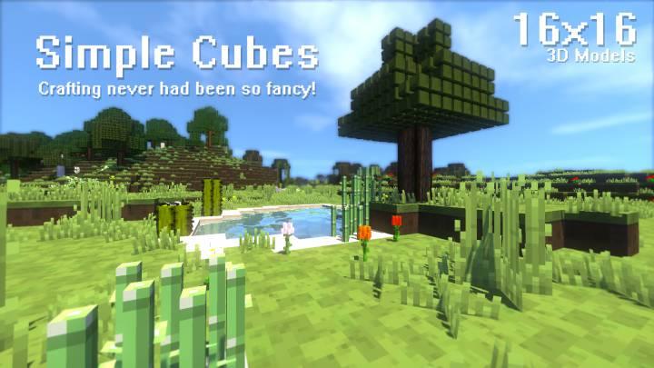 Simple Cubes 1.13.1