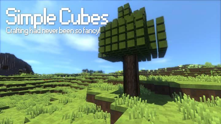 Simple Cubes 1.16.5