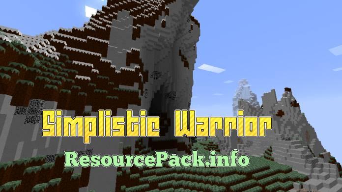 Simplistic Warrior 1.16.5