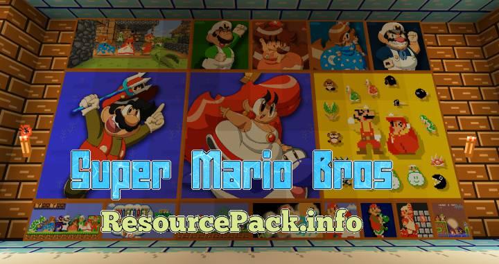 Super Mario Bros 1.10.2