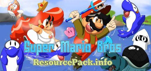 Super Mario Bros 1.15.2