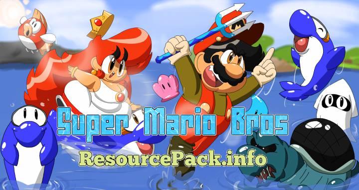 Super Mario Bros 1.16.5