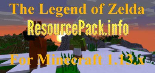 The Legend of Zelda 1.16.5