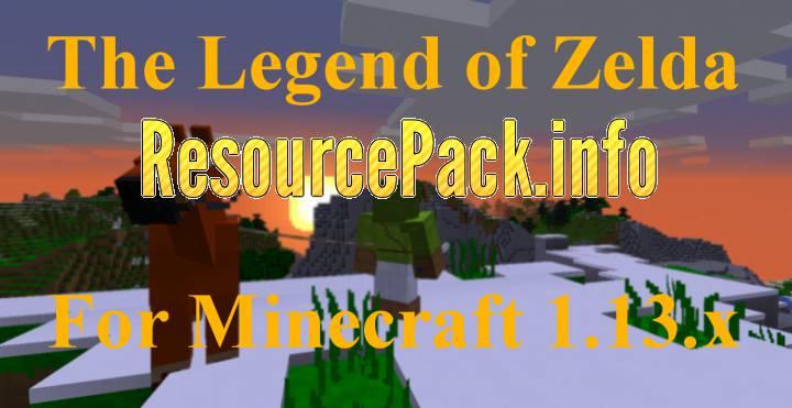 The Legend of Zelda 1.17.1