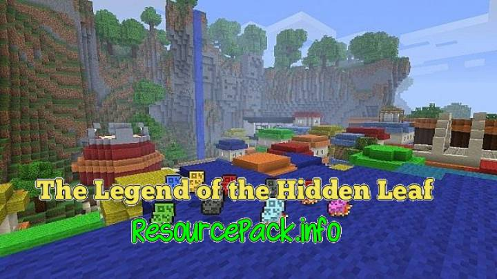 The Legend of the Hidden Leaf 1.10.2