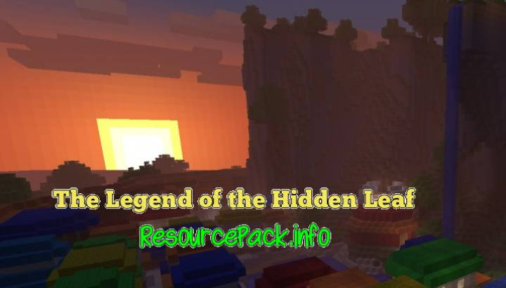 The Legend of the Hidden Leaf 1.12.2