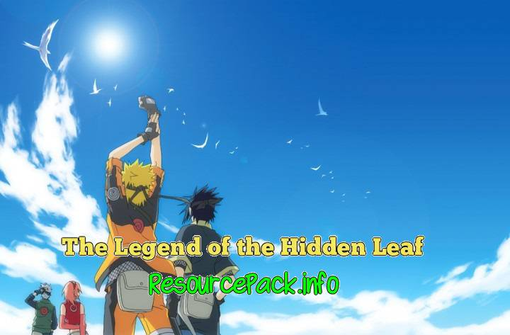 The Legend of the Hidden Leaf 1.16.5