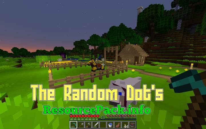 The Random Dot's 1.10.2