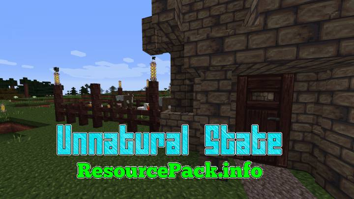Unnatural State 1.16.5
