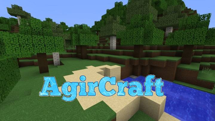 AgirCraft 1.10.2
