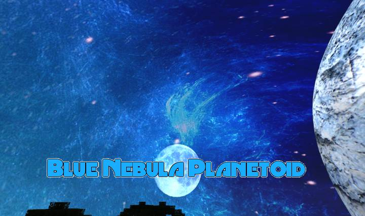 Blue Nebula Planetoid 1.12.2