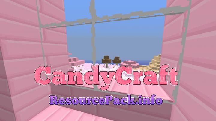 CandyCraft 1.16.5